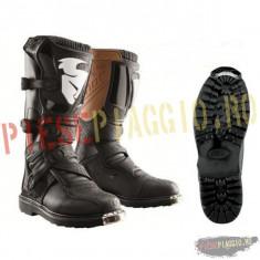 Cizme ATV / Enduro Thor Blitz culoare neagra PP Cod Produs: 3410106