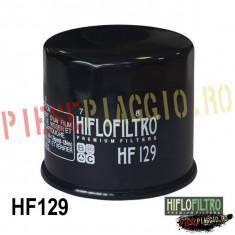 Filtru Ulei Kawasaki, Cod OEM 16097-1069 PP Cod Produs: HF129 - Filtru ulei Moto