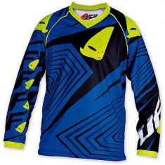 MXE Tricou motocross copii Ufo, Iconic, albastru Cod Produs: MG04381CS - Imbracaminte moto