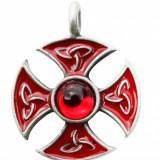 Pandantiv medieval Crucea consacrării - Pandantiv fashion