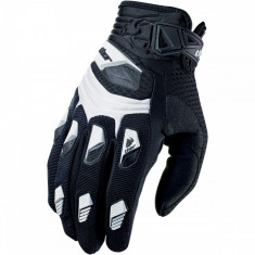 MXE Manusi motocross Thor Deflector culoare alb Cod Produs: 33302821