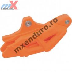 MXE Ghidaj bascula lant KTM SX+SXF+EXC+EXCF, portocaliu Cod Produs: UF4028127AU - Brat - Bascula Moto