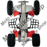 MBS Protectie completa ATV KTM XC 525 ATV 525 2012, pentru pinion, bascula, discuri frana, Cod Produs: 05060515PE