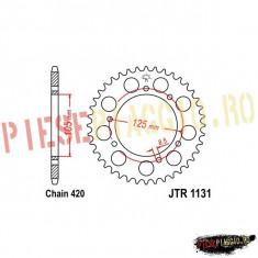 Pinion spate Z48 420 Derbi Senda 50 R X-Trem PP Cod Produs: 7278542MA - Pinioane transmisie Moto
