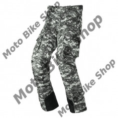 MBS Pantaloni moto Scott Cargo TP, camuflaj, M, Cod Produs: 2206340019007 - Imbracaminte moto