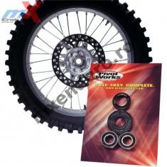 MXE Kit rulmenti + semeringuri roata spate Yamaha YZ125+250, YZF, WRF Cod Produs: RWKY08AU - Kit rulmenti roata spate Moto
