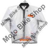 MBS Geaca de ploaie transparenta KTM, M, Cod Produs: 3PW1421703KT, Geci