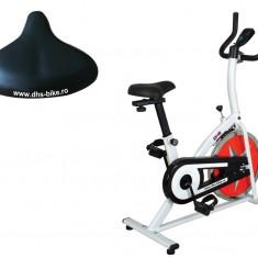 DHS Bicicleta Spinning DHS 2802B PB Cod Produs: 3252802 - Bicicleta fitness