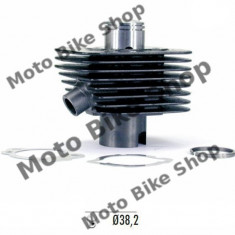 MBS Set motor Piaggio Ciao/Bravo/Si D.38, 2 bolt 10, Cod Produs: 032121 - Motor complet Moto