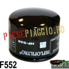 Filtru Ulei Moto Guzzi, Cod OEM 14153000 PP Cod Produs: HF552