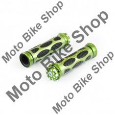 Set mansoane ghidon moto-aluminiu+cauciuc PP Cod Produs: MBS170101 - Mansoane Moto