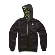MXE Honorac cu gluga Alpinestars Freemont Black, negru Cod Produs: 10135300410602XLAU