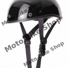 MBS Casca semi-integrala Braincap marime M culoare neagra, Cod Produs: 20330403LO - Casca moto