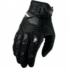 MXE Manusi motocross Thor Deflector culoare negru Cod Produs: 33302797