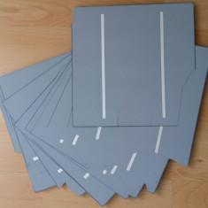 Celule fotovoltaice (solare) policristaline 3.9W sparte (pachet 30 bucati)