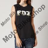 MBS FOX GIRL TANK AIMLESS MUSCLE NLB!!, black, DL, Cod Produs: 13046001LAU