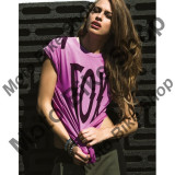 MBS FOX GIRL T-SHIRT LOCK DOWN ROLL, neon lilac, DS, 15/157, Cod Produs: 10442109SAU