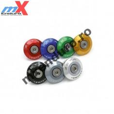 MXE Capeti ghidon rosii Cod Produs: DF488106AU - Capat ghidon Moto