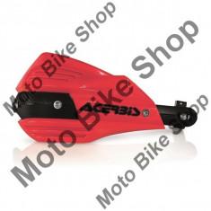 MBS Protectii maini Acerbis X-Factor, rosu, Cod Produs: 17557110AU - Protectii maini Moto