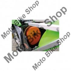 MBS FILTERKASTENABDECKUNG YAMAHA YZ125+250/89-.., yzf400-450/98-09, YZF250/98-13, Cod Produs: 160078AU - Electrice Moto