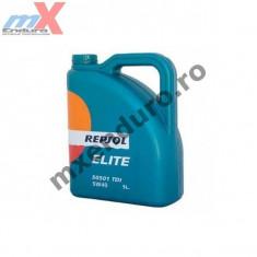 MXE Ulei Repsol Elite Long Life 50700/50400 5W30 1L Cod Produs: 543012 - Ulei motor Moto