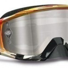 MXE Ochelari cross Scott Tyrant Oxide culoare portocaliu viziere cromata Cod Produs: W225100-3602 - Ochelari moto