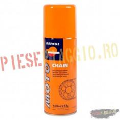 Repsol Moto Chain 400 ml PP Cod Produs: 023644 - Sprayuri lant - pana Moto