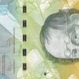 VENEZUELA 50 bolivares 2011 VF+!!!