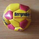 + Minge de fotbal noua Bergenbier + - Minge fotbal