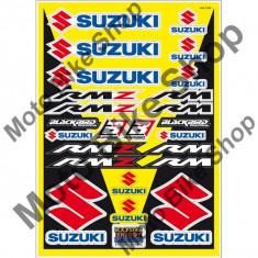 MBS Blackbird Uni Aufkleberkit, Suzuki - Rm/Rmz, P:16/302, Cod Produs: BB5329AU - Stikere Moto
