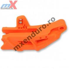 MXE Ghidaj bascula lant KTM SX+SXF+EXC+EXCF, portocaliu Cod Produs: UF3099127AU - Brat - Bascula Moto