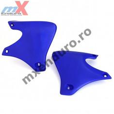 MXE Laterale radiator albastre, Yamaha YZF/WRF250/01-02 Cod Produs: UF3832089AU - Carene moto