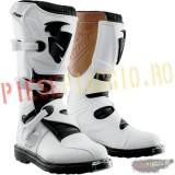 Cizme motocross Thor S4 Blitz ,culoare albe PP Cod Produs: 3410105