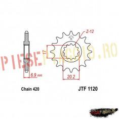 Pinion fata Z10 420 Minarelli AM PP Cod Produs: 7264732MA - Pinioane transmisie Moto