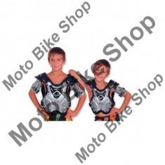 MBS UFO BRUSTPANZER SHOCKWAVE BOY SILBER, 8-14 jahre, 15/032, Cod Produs: UF2065AU - Armura moto