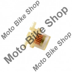 Filtru benzina 6mm transparent, tip 3 PP Cod Produs: MBS050309 - Filtru benzina Moto