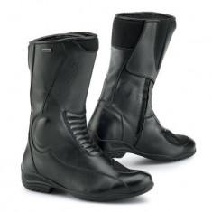 MXE Cizme moto piele, pentru fete Tcx, Classic WP, negru Cod Produs: XS8012W37AU