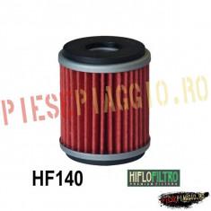 Filtru Ulei Yamaha, Cod OEM 5D3-13440-00 PP Cod Produs: HF140 - Filtru ulei Moto