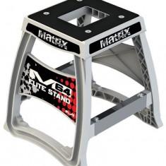 MXE Stender motocross Matrix Elite, alb Cod Produs: M64100AU - Elevator motociclete