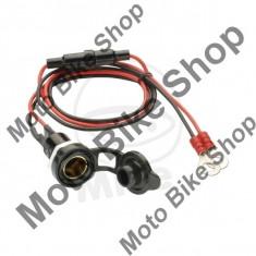 MBS Priza cu siguranta, 8Ah, lungime cablu 80cm, Cod Produs: 7060171MA - Instalatie Moto