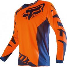 MXE Tricou motocross copii Fox 180 Race, portocaliu/albastru Cod Produs: 14970592LAU - Imbracaminte moto