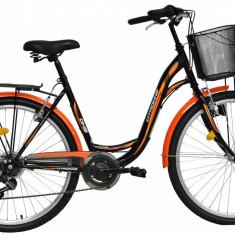 DHS CITADINNE 2634 (2016) PB Cod Produs: 21626344396 - Bicicleta de oras
