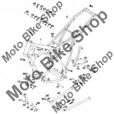MBS Arc cric KTM 125 E-XC WP 1995 #25, Cod Produs: 10003021000KT - Cabluri Moto
