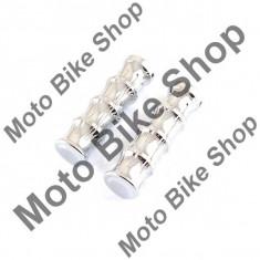 Set mansoane ghidon moto-silicon PP Cod Produs: MBS170111 - Mansoane Moto