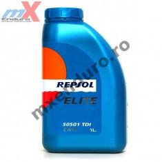 MXE Ulei Repsol Elite 50501 TDI 5W40 1L Cod Produs: 851117 - Ulei motor Moto