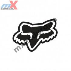 MXE Abtibild Fox culoare neagra 10, 6 CM Cod Produs: 14422001000AU - Stikere Moto