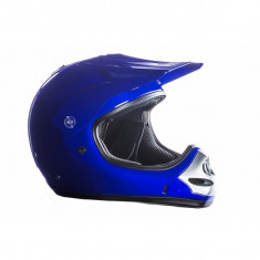 MXE Casca motocross copii Zeus, culoare albastra Cod Produs: HO1101-2
