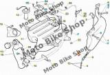 MBS Garnitura rezervor ulei Aprilia SR 50, Cod Produs: AP8102223PI