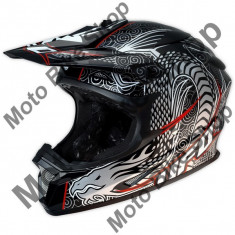 MBS Casca motocross Ufo Spectra Dragon, M, Cod Produs: HE107M