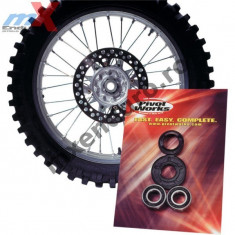 MXE Kit rulmenti + semeringuri roata spate Yamaha YZ+YZF+WRF anul 88-98 Cod Produs: RWKY06AU - Kit rulmenti roata spate Moto